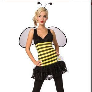Honey Bee Costume- worm once no missing pieces